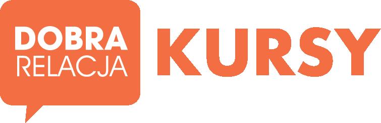 Logo_KURSYDobraRelacja_orange